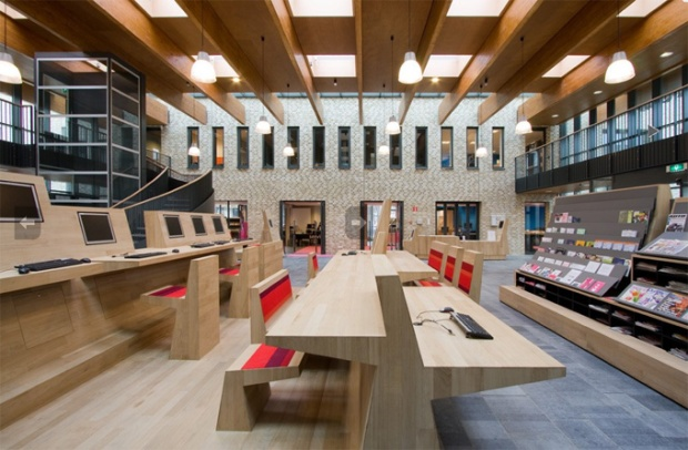 Incredible School Facilities, Utrecht, Netherlands