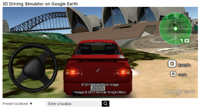 Geoquake 3D Google Earth Driving Simulator