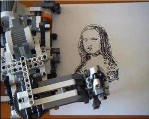 legomindstormsnxtdrawingrobot