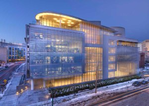 The MIT Media Lab building