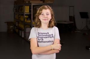 12 year old Sylvia Todd