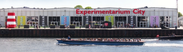 Experimentarium City in Copenhagen